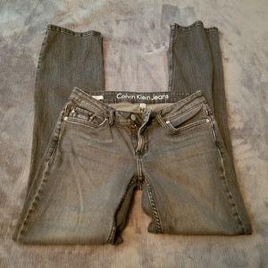 Calvin Klein Jean's in perfect condition. Size 27